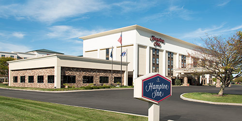 Hampton inn columbus indiana