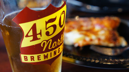 450 north brewery