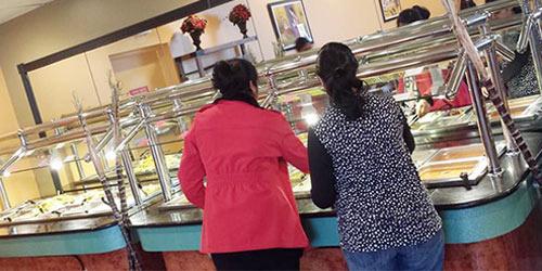 Apna kitchen buffet