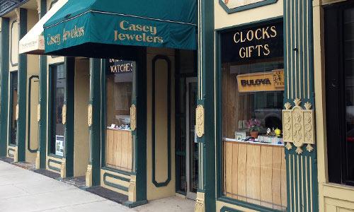 Casey jewelers