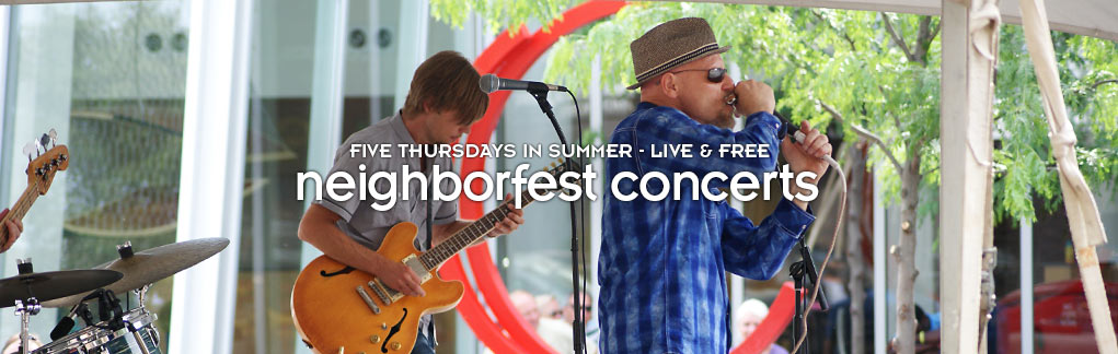 Neighborfest concerts