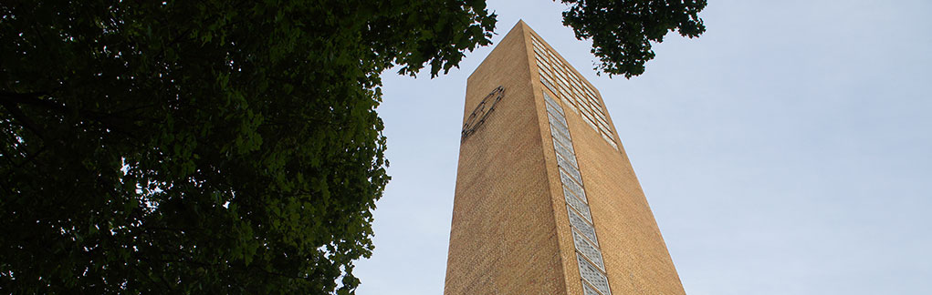 Banner first christian campanile